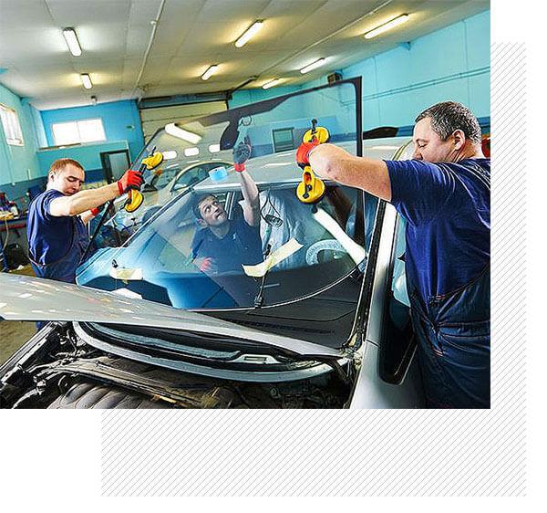 Autoglasservice von Ortmann Automobile in Witten