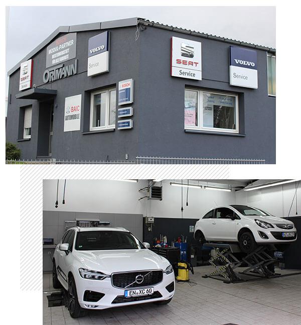 Ortmann Automobile Fachwerkstatt in Witten