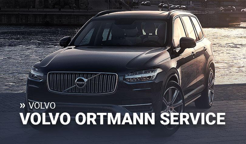 Volvo Service von Ortmann Automobile in Witten